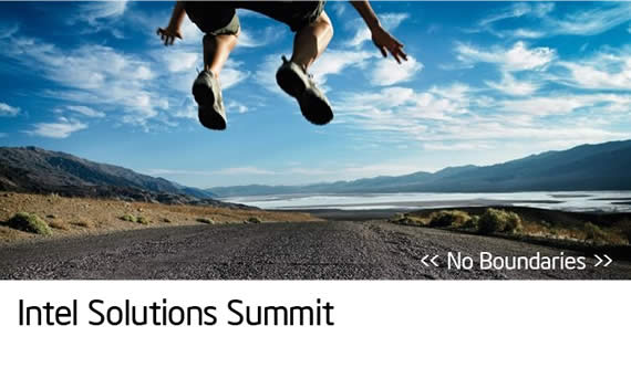 Intel Solutions Summit - Online Community